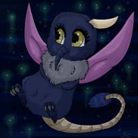 Chibi Creature by dragonrace