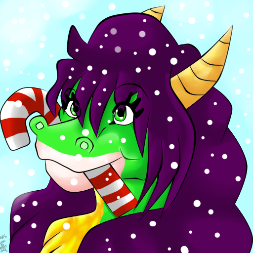 Candy cane by dragonrace