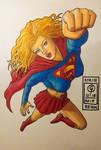 Supergirl Fanart by KyrinRenn