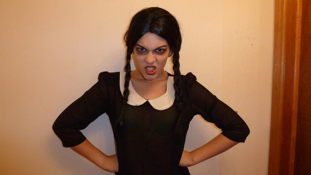Wednesday Addams Costume Wednesday Addams Cosplay by