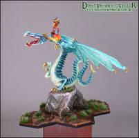 Demon World Imperial Dragon
