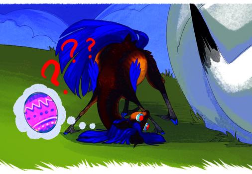 Egg-001 Antici-egg-tion