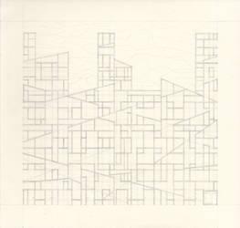 Metropoli Contemporanea - disegno in esecuzione 1^ by LittleLiuk