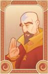 Tenzin - Legend of Korra