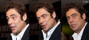 Benicio Del Toro by Hope72