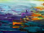 colorful Contemporary by rafi talby
