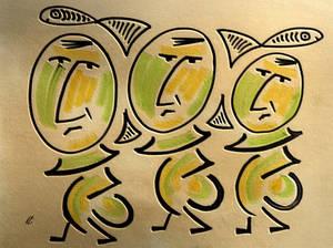 Three fishers by rafi talby