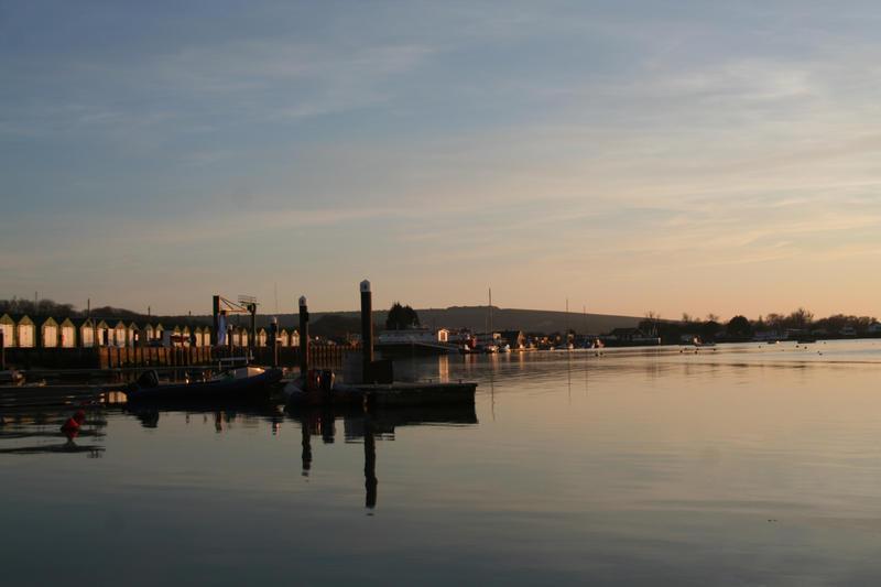 Bembridge Harbour by tammyins