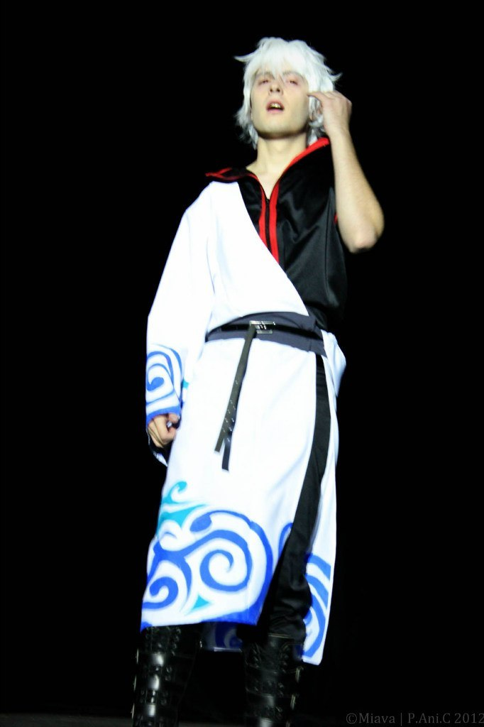 gintoki cosplay - photo #11