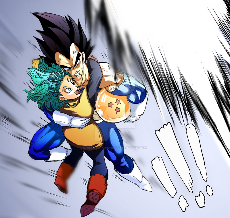 Namek Vegebul by VEGETApsycho