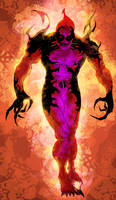 'DP Symbiont' colors by Silverskullguy