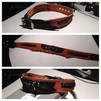 Southwest dog collar