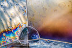 Soap Bubble Abstract Series 1-5 by dalantech