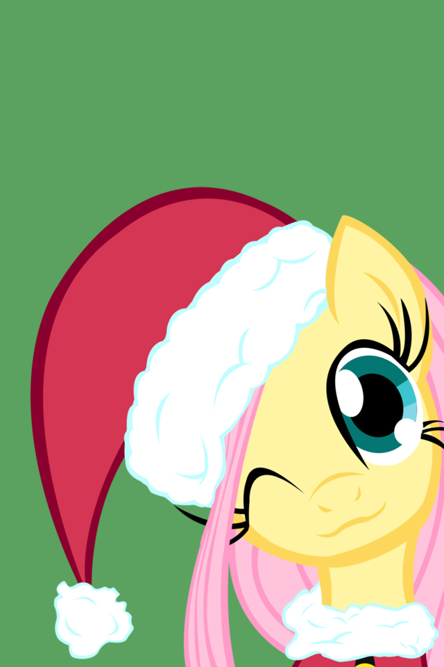 my little pony iphone wallpapers fluttershy by