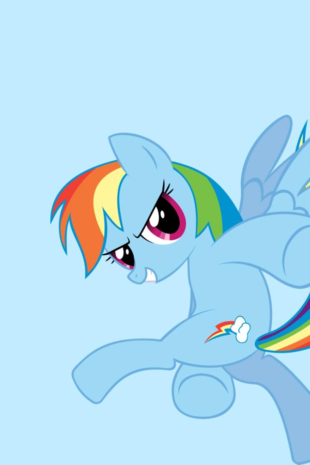 rainbow dash iphone wallpaper - photo #18