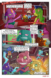 Wastes of Space Ep 3 p12 by MysticFetus