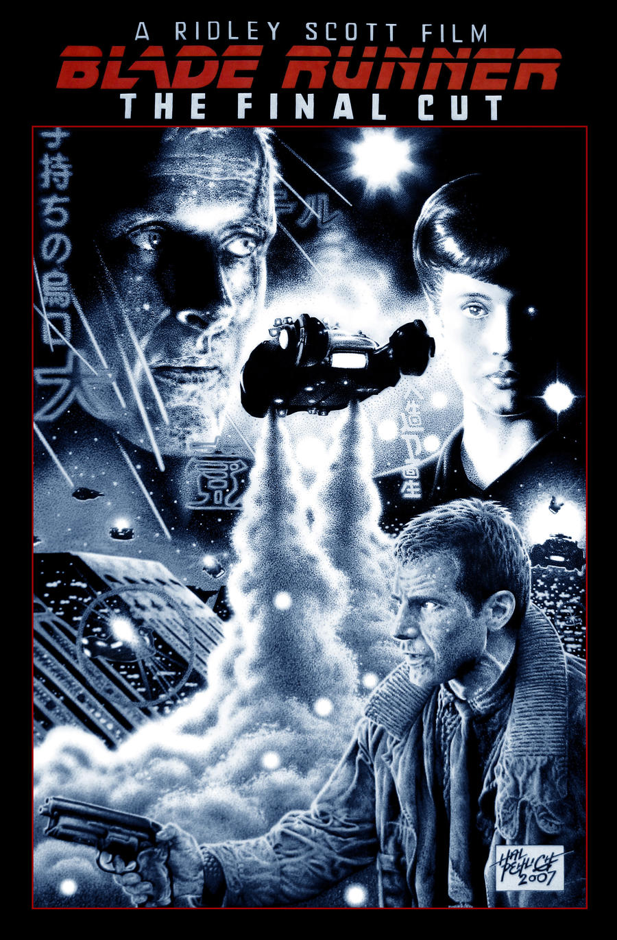 Blade Runner by Hal-2012
