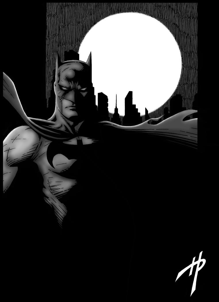 The Shadow of Batman by Hal-2012 on deviantART