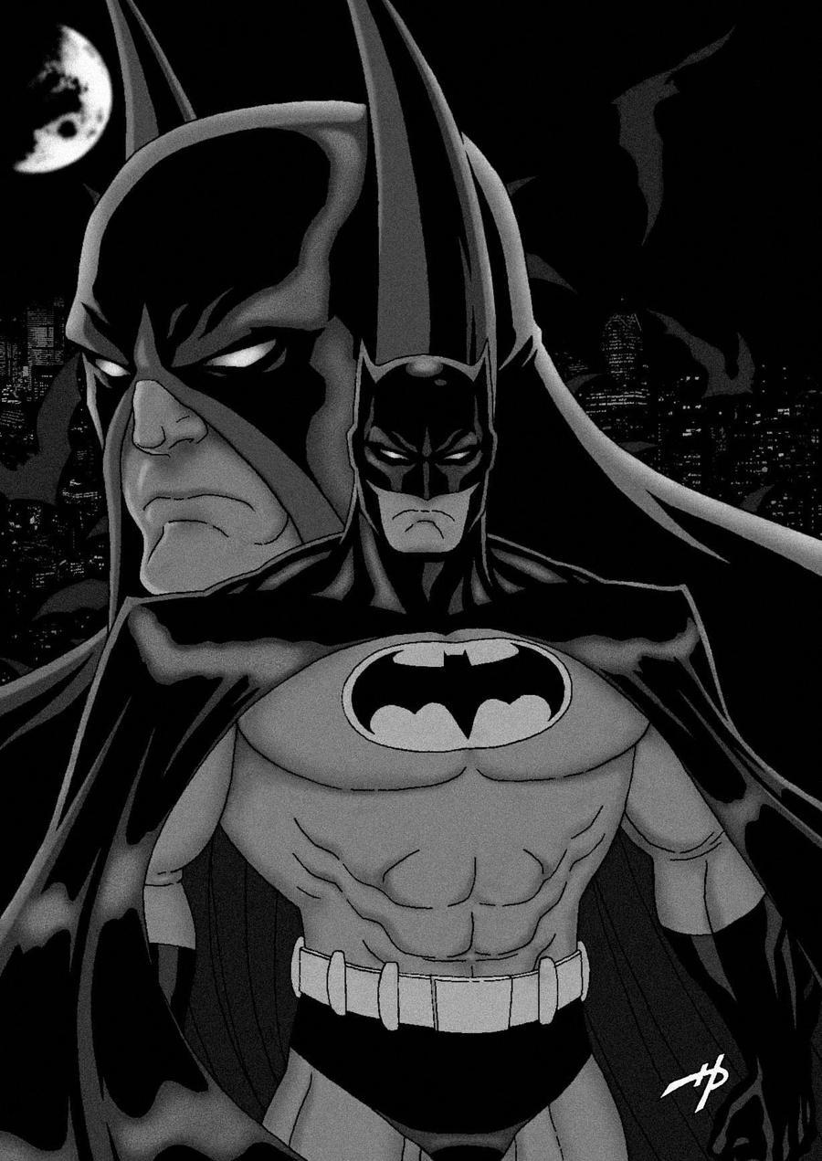 Batman: Return of The Wrath by Hal-2012