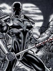 Batman's Deadliest Foe by Hal-2012