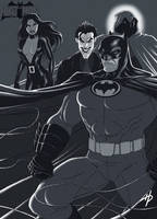 The New Batman by Hal-2012