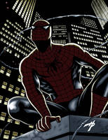 Spidey by Hal-2012
