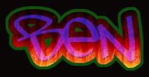 OC Ben Logo by mamafucker123