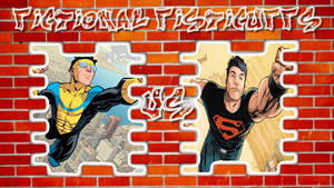 FF: Invincible VS Superboy