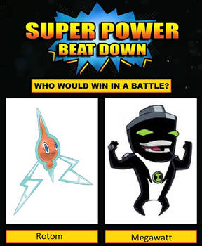 SPBD: Rottom VS Megawatt