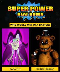 SPBD: Robo Fizz VS Freddy Fazbear