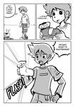 Chris into Might page 1