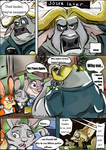 It is not easy to be a fox or a bunny Page 13