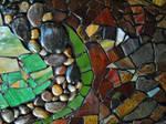 Mosaic Pot Detail