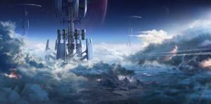 terraforming towers