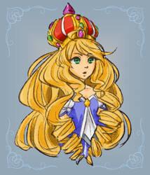 Iron Princess Angela