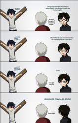 Ao No Exorcist 22 Parody by NarutoLover6219