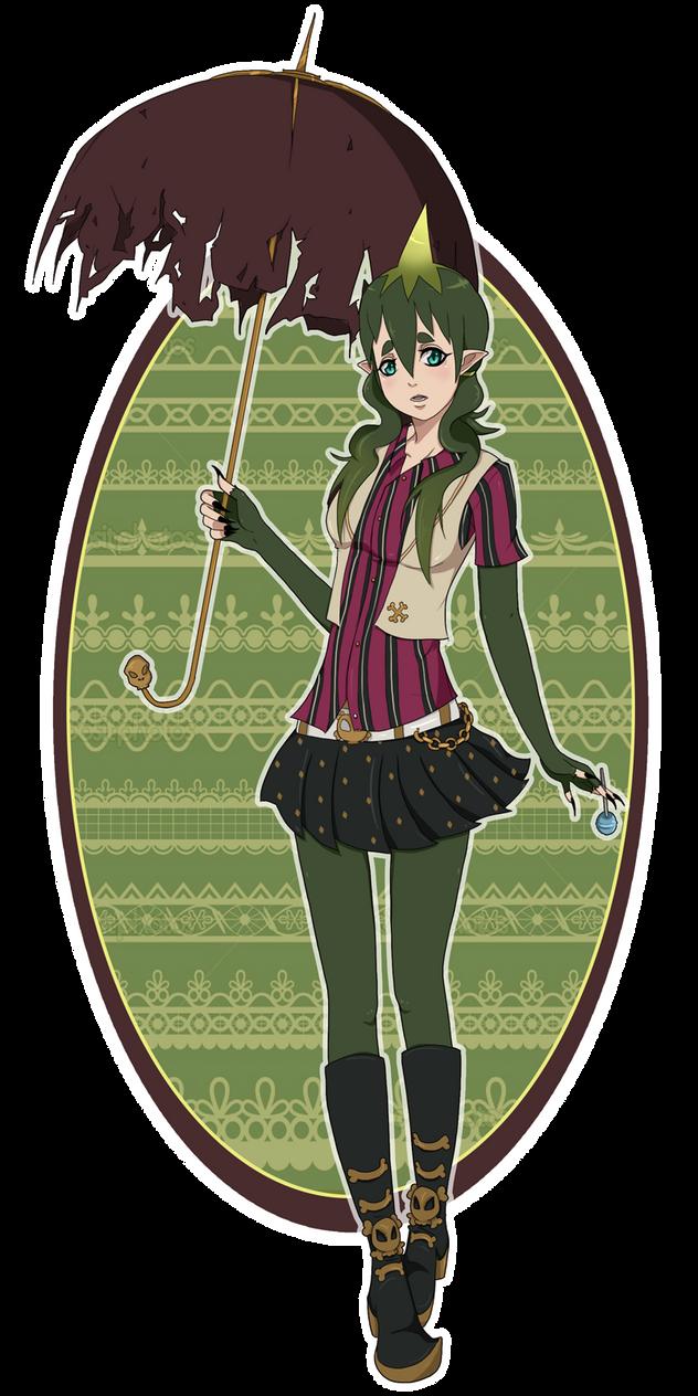 Amaimon Girl by NarutoLover6219