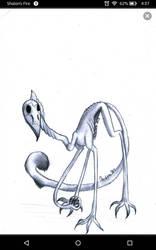 Art trade payment- When A Bird Crawls Home pt. 2 by Pr3ttyInPunkk
