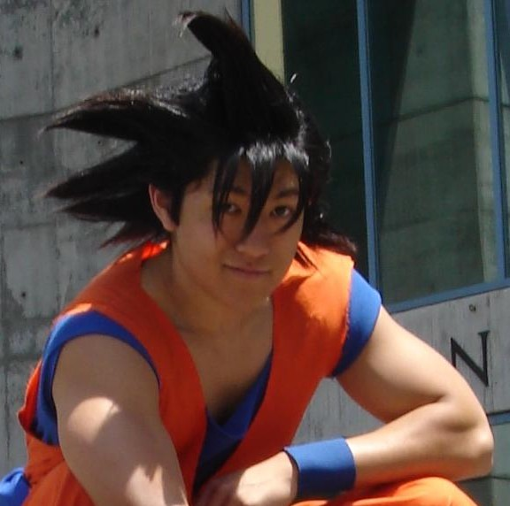 Goku Hairstyle Real Life | Hair