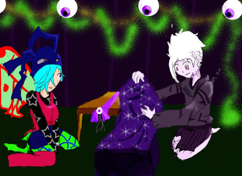 Secret Eyenta~ Nameless by MangaIzMaiLife