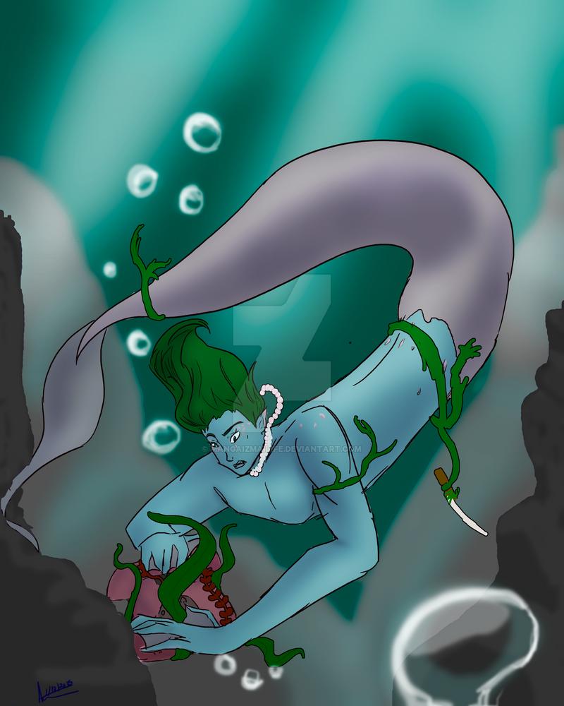 Merman by MangaIzMaiLife