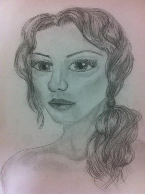 woman 2 by koral-perez