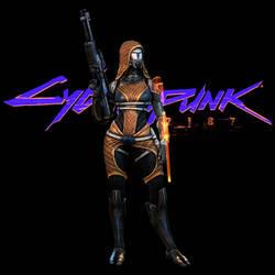 Cyberpunk 2187 by Spartanburger