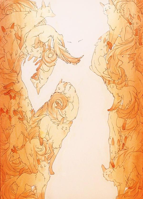 Inari by Zurelle