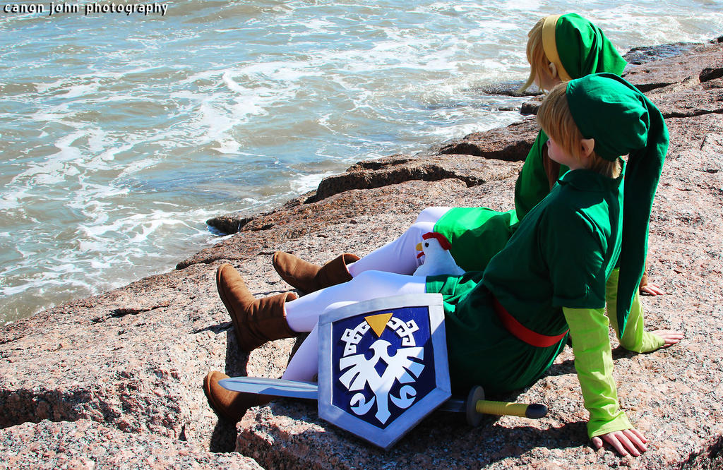 Links - The Legend of Zelda by MazzTheGreat