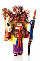 Yojimbo Cosplay by shinigami714