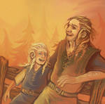 Fili and Frerin