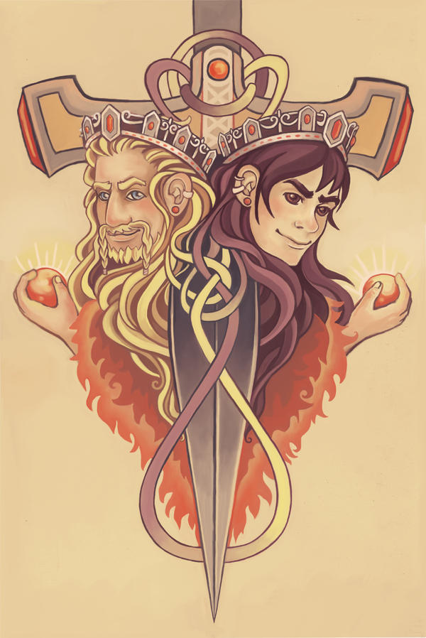 Kings by shinigami714