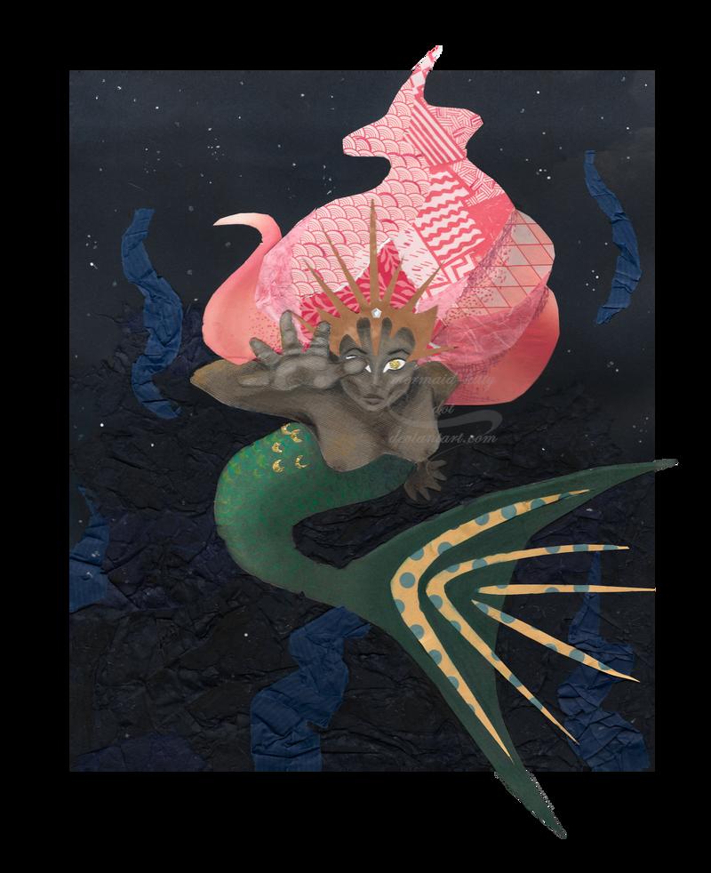 Reach by mermaid-kitty