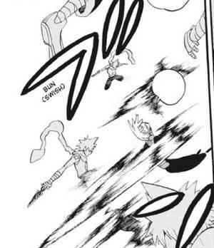 Death Battle: Naruto vs Black Star prelude by GodDragonKing
